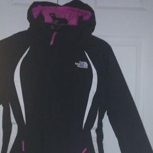 Girls 14/16 Northface Winter Coat